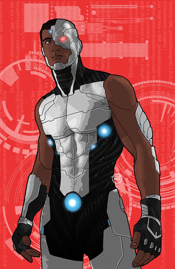 Cyborg by tsbranch