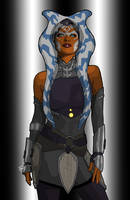 Ahsoka Tano by tsbranch