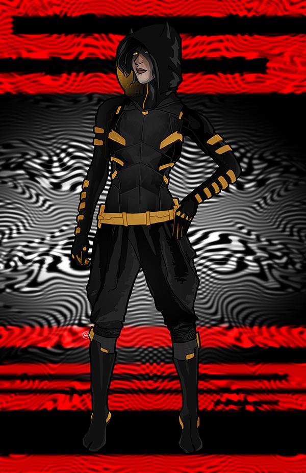 Cassandra Cain from Batman and Robin Eternal by tsbranch