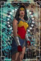 Wonder Woman 2016 by tsbranch