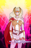 She-Ra: Princess of Power by tsbranch