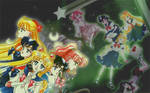 Pretty Guardian Sailor Moon Wallpaper