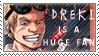 Stamp Dreki Dr H by andersss