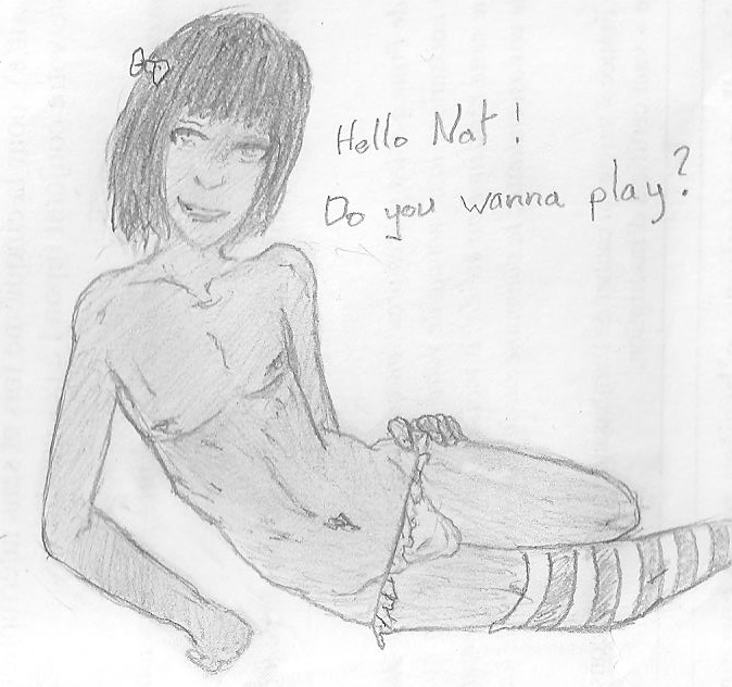Bartimaeus - Do you wanna play Nat ? by andersss