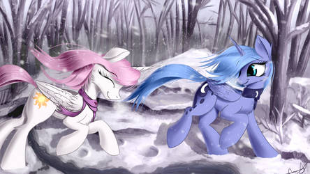 Back to the times when we were young by AurelleahFreefeather