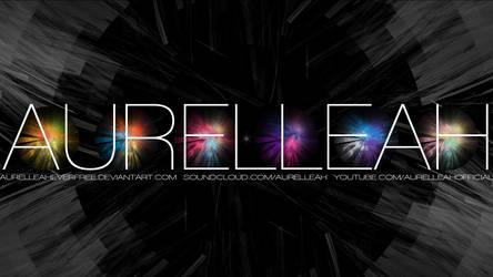 Aurelleah Logo Wallpaper by AurelleahFreefeather