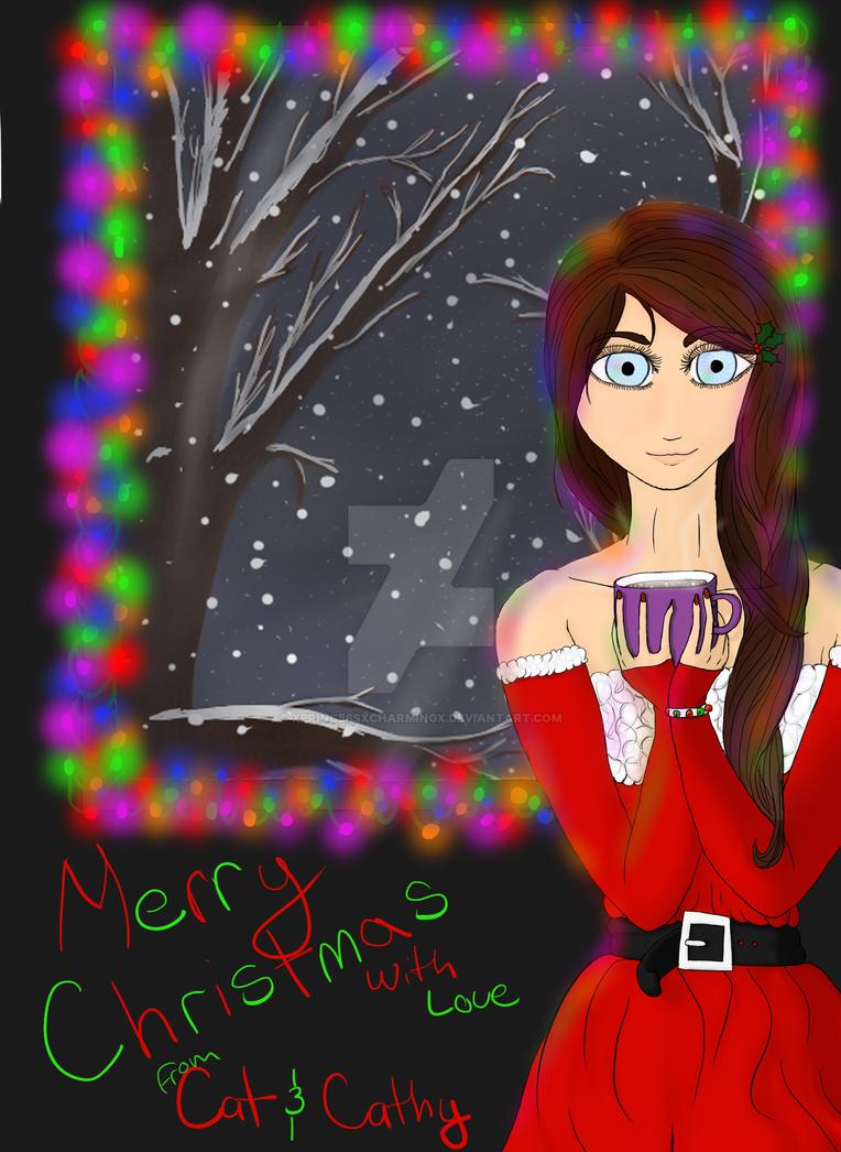 Merry Christmas by xPrincessxCharmingx
