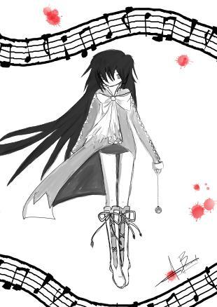 Alice Pandora Hearts by Blackhawwwk18