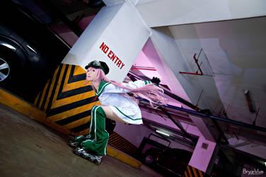 No Entry - Simca by katsu-05