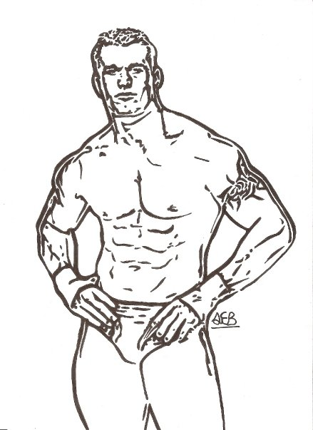Randy Orton By Swedtruth On Deviantart Randy Orton Coloring Pages