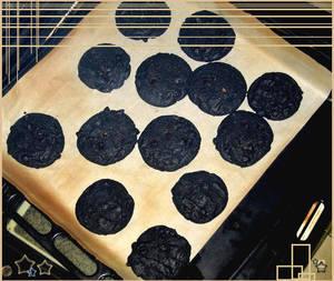 not very good cookies