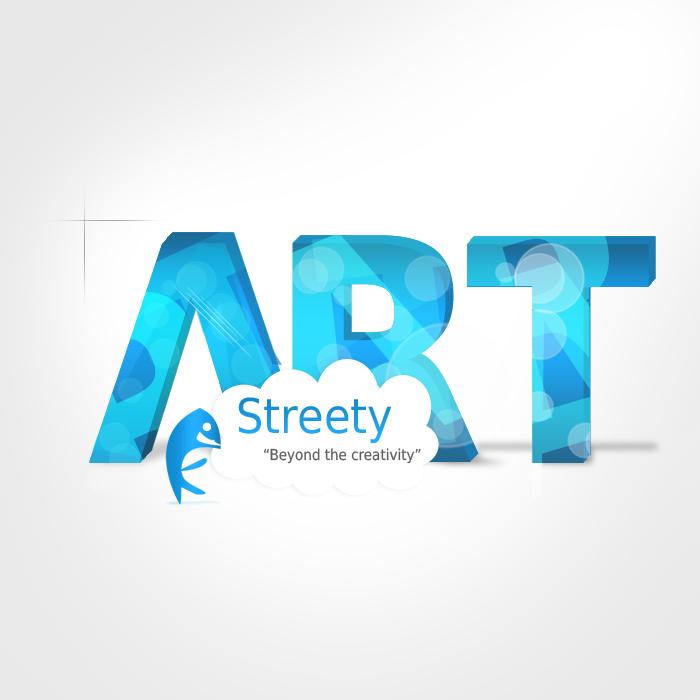 StreetyArt logotype v4 by patrickzachar