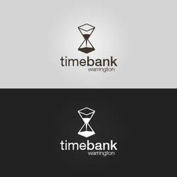 Timebank Warrington  - Logotype (Hourglass v2)