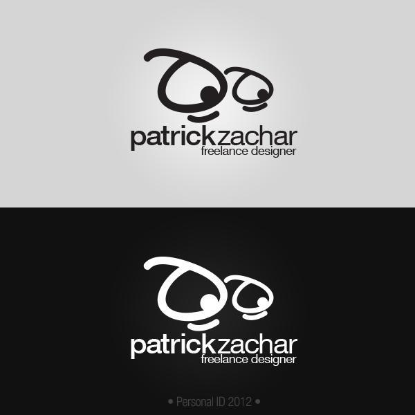 Patrick Zachar - New Personal Logo 2012