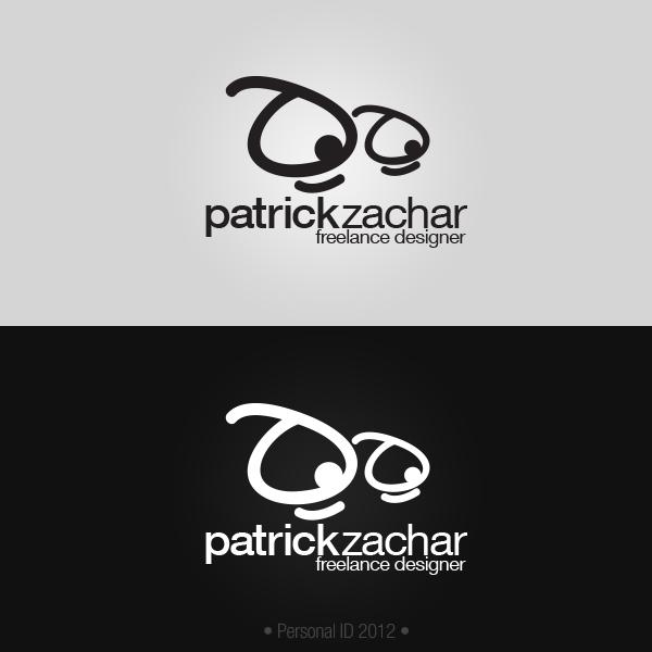Patrick Zachar - New Personal Logo 2012 by patrickzachar