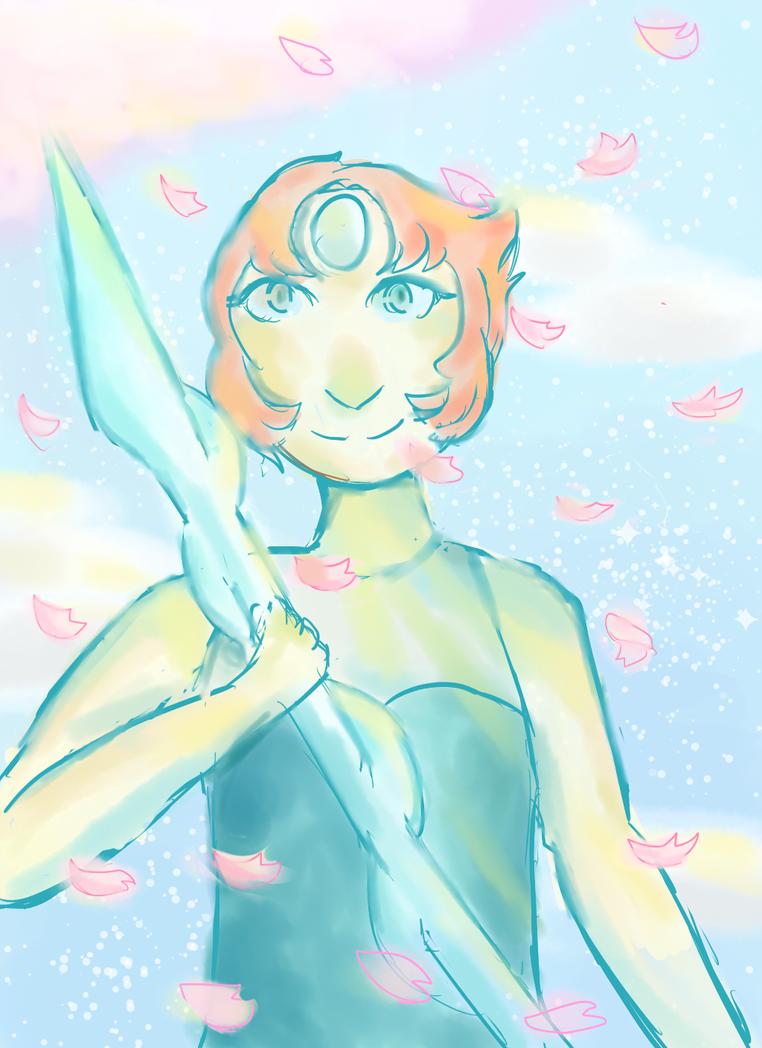 Pearl! by chibi-bakeneko
