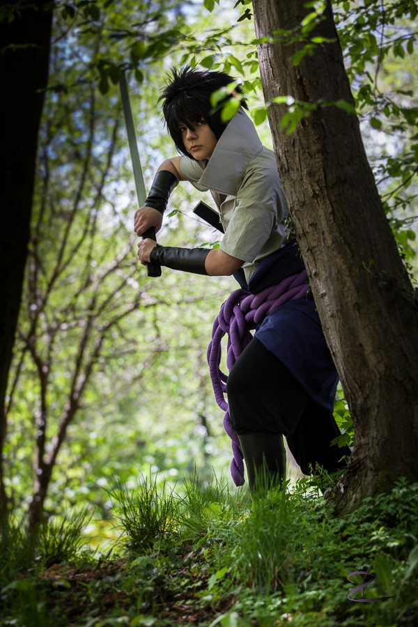 Sasuke Uchiha - It's time to die now! - Cosplay by CalypsoUchiha