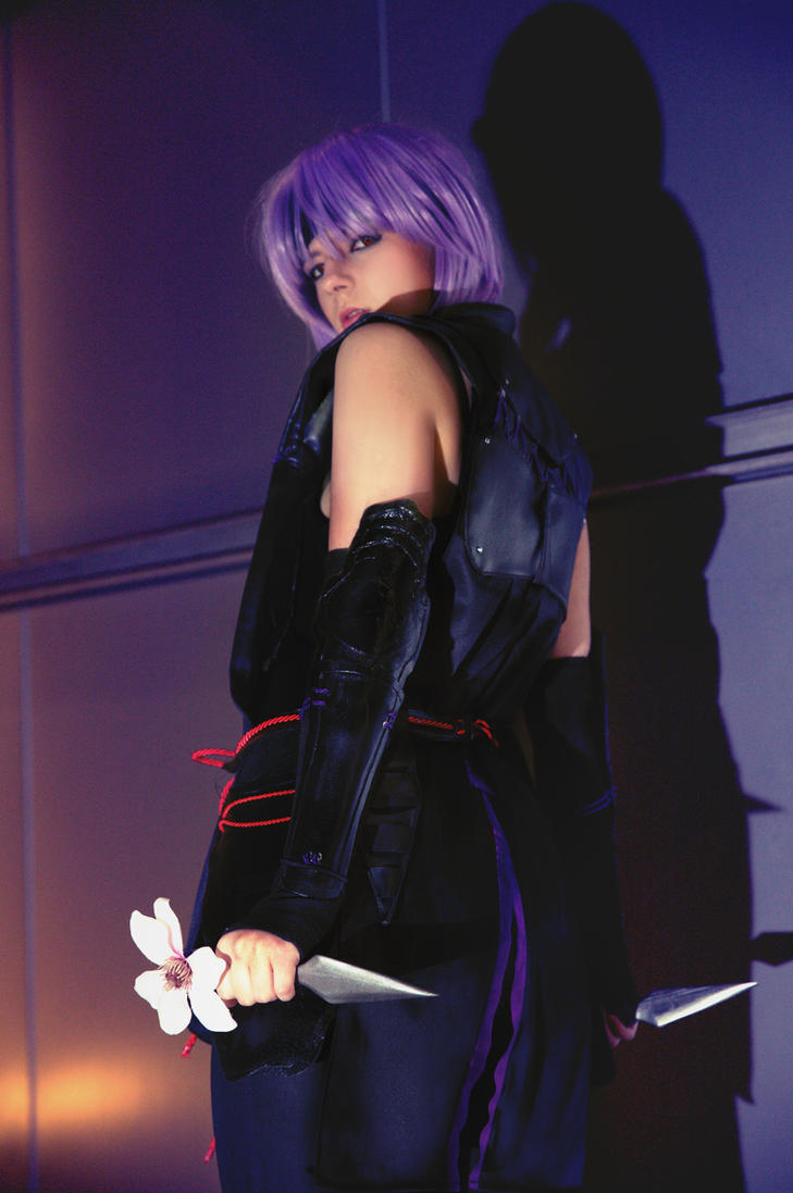 Dead or alive ayane cosplay
