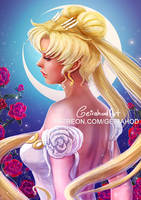 Princess of the moon by Geirahod