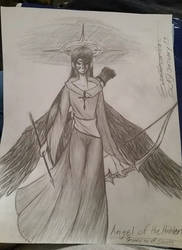 Angel of the Hidden: Guardian of Secrets