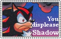 Displeased Shadow Stamp by Code-E