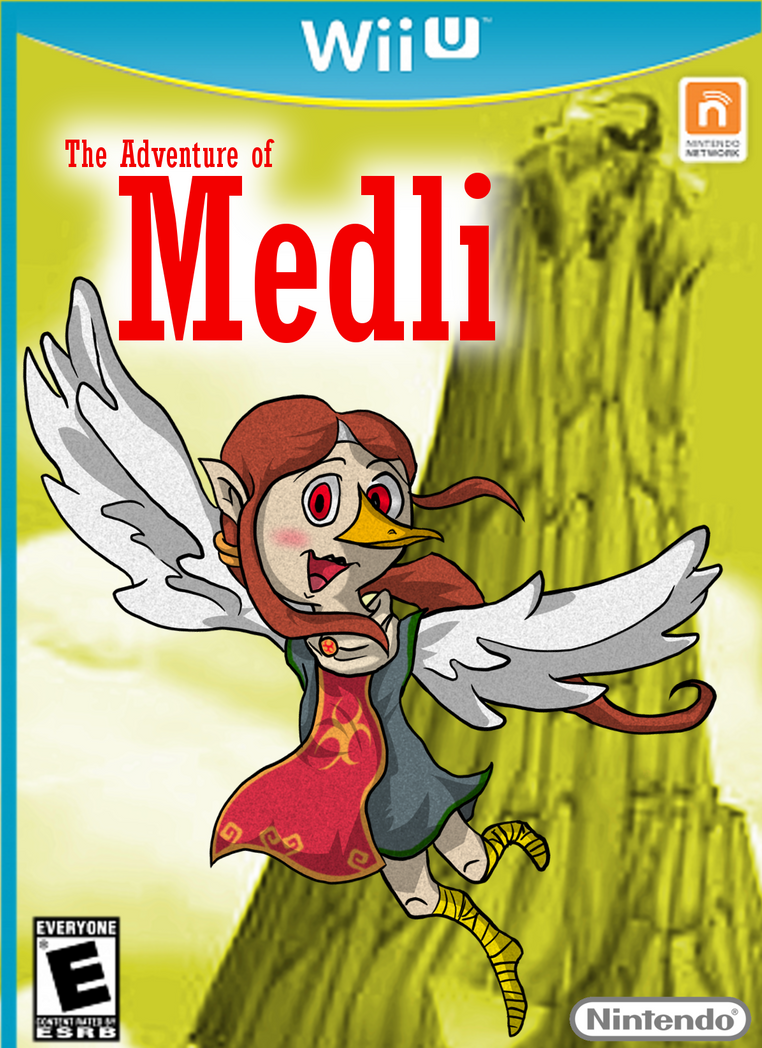 The Adventure of Medli by Code-E