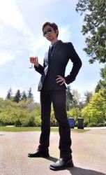 Tony Stark: I'm the Man by ManaFromHeaven