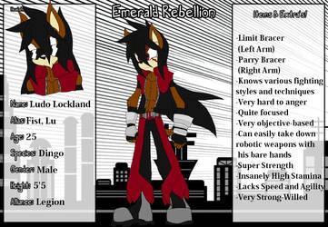 :: Emerald Rebellion :: Ludo Lockland App :: by XxUnknownJoexX
