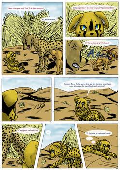 Creatures - Savane - Page 1