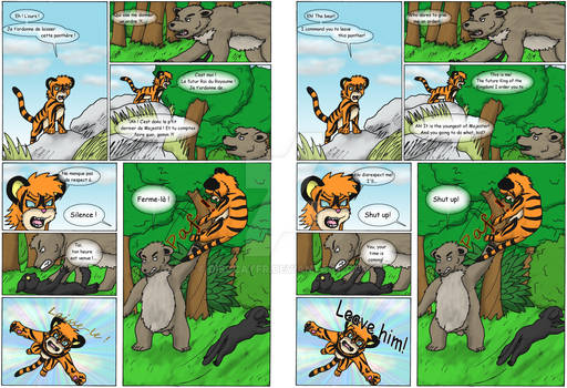 Le Prince de la foret - Page 3 - FR - EN