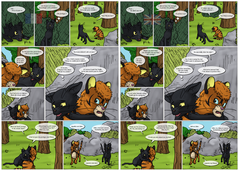 Trouver sa place - Page 5 - FR - EN