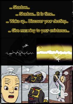 Spaciax - Volume 1 - Page 1 - Rebirth