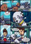 PAW Patrol - Pups save a lounard - Page 8