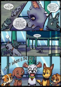 PAW Patrol - Pups save a lounard - Page 15