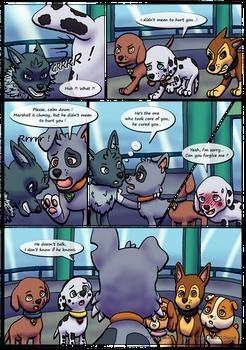 PAW Patrol - Pups save a lounard - Page 17