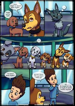 PAW Patrol - Pups save a lounard - Page 18