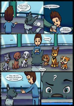 PAW Patrol - Pups save a lounard - Page 19