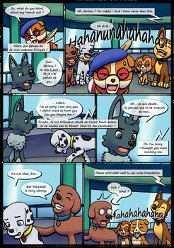 PAW Patrol - Pups save a lounard - Page 21