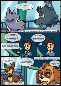 PAW Patrol - Pups save a lounard - Page 22