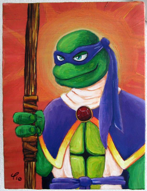 Saint Donatello