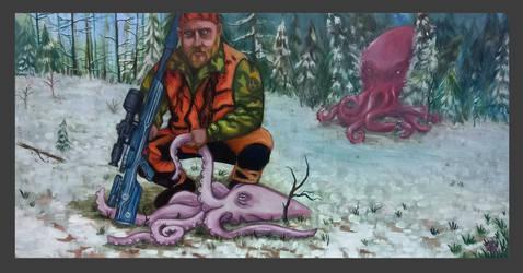Forest Squid Prey