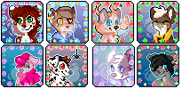.: Icon Batch :. by DogmaticPrince