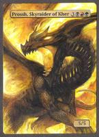 Prossh, Skyraider of Kher by MadManny510