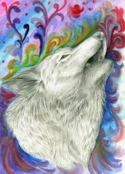 Wolf by jOy--jOy