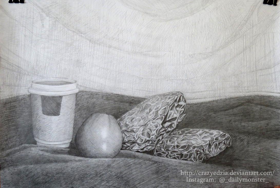 still life 2 by crazyedzia on deviantart. Black Bedroom Furniture Sets. Home Design Ideas