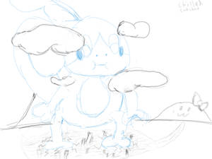 Can't Topple the Sobble!