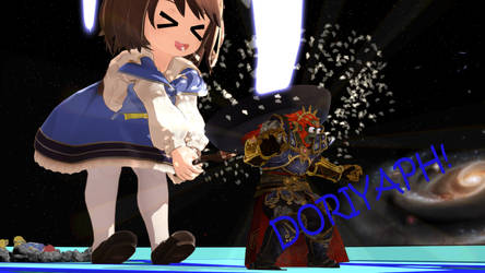 I'm a- DORIYAPH!!!
