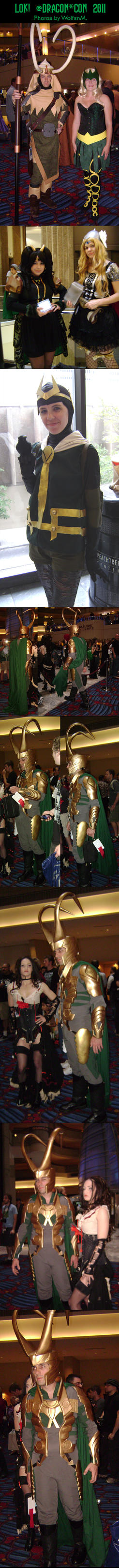 Loki at DragonCon 2011 by CanisCamera