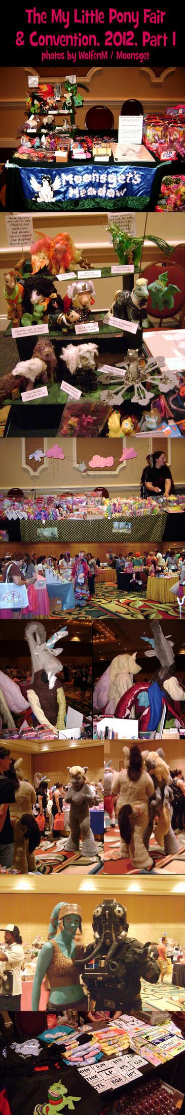 MLP Fair 2012 Part 1 by CanisCamera