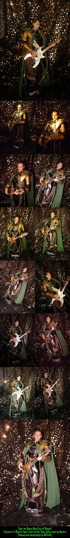 Thor: Loki, the Ragna-Rock God of Asgard by CanisCamera